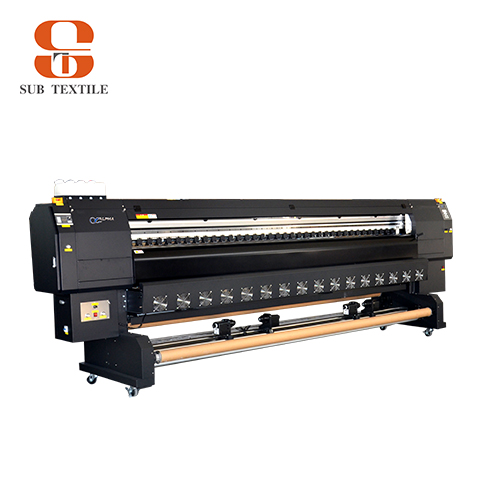 3.2m 3 5113 printer large format sublimation printer is coming!!