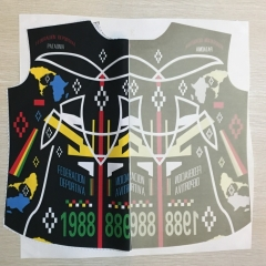 70gsm Factory Professional Custom Fast Dry Sublimation Transfer Paper
