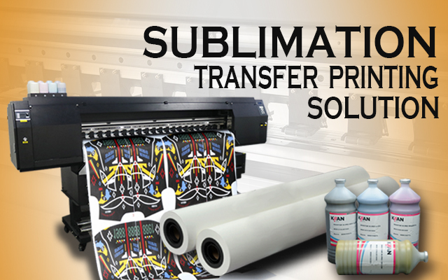 What's the BRAVO Kiian sublimation ink?