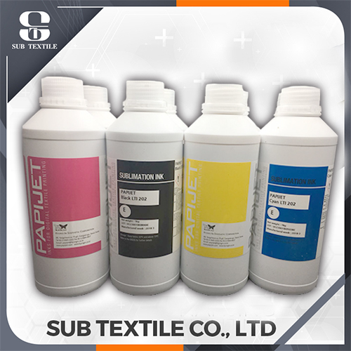 Original Papijet sublimation ink made in Korea
