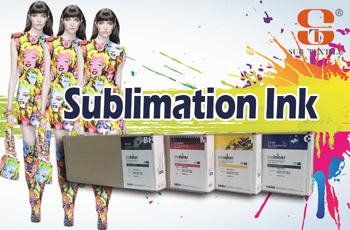 New Sublimation Ink,New Colorful  World