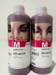 Sublinova Sure High density 4color Inktec sublimation ink korea quality