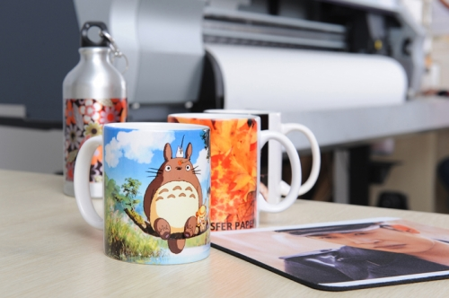 A3 dye sublimation paper for mugs bags