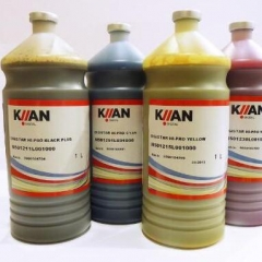 Kiian E-GOLD dye sublimation ink Italy for wholesale with Epson print head