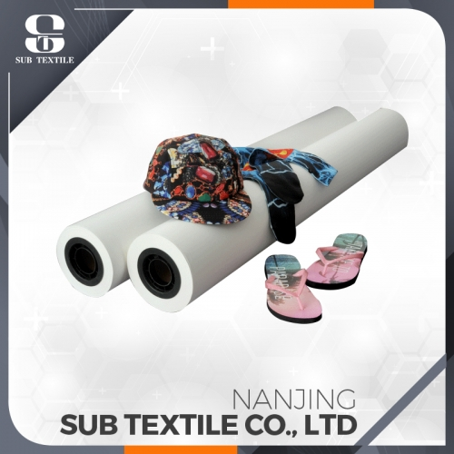 100gsm 1600mm Factory price large format heat transfer paper