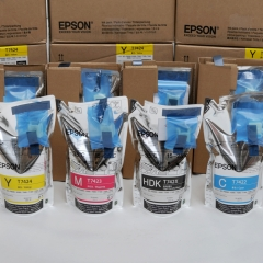Epson Compatible sublimation inks ink cartridges and chips for transfer printing