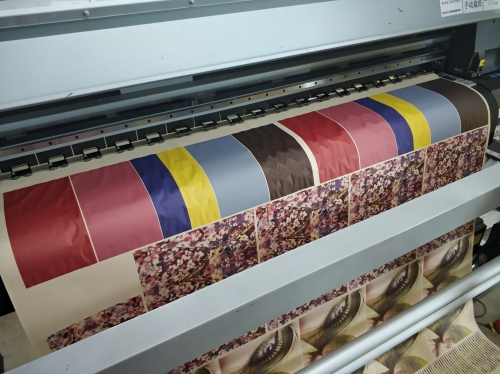 70gsm Yellow sublimation transfer paper for digital printing sale
