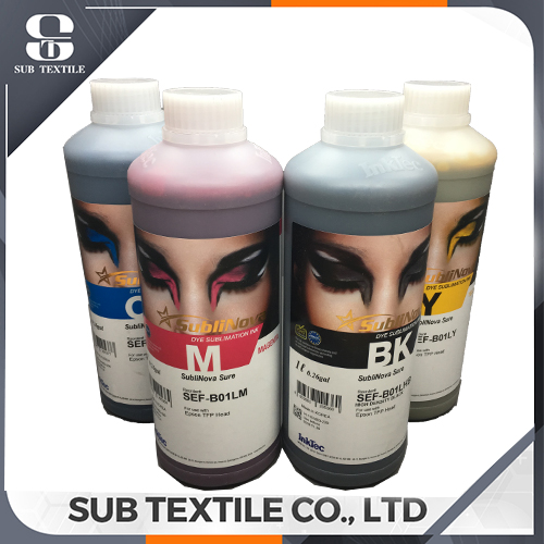 InkTec SubliNova Sure Korea Sublimation ink suitable for Epson SC-F7000