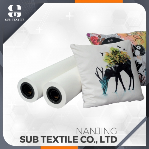 Heat Sublimation Transfer Paper 80gsm for textile,garment,sportswear
