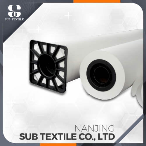 Inkjet printing heat sublimation transfer paper in roll 120gsm