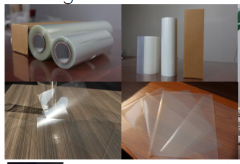 PET Inkjet Film For Silk Screen Printing