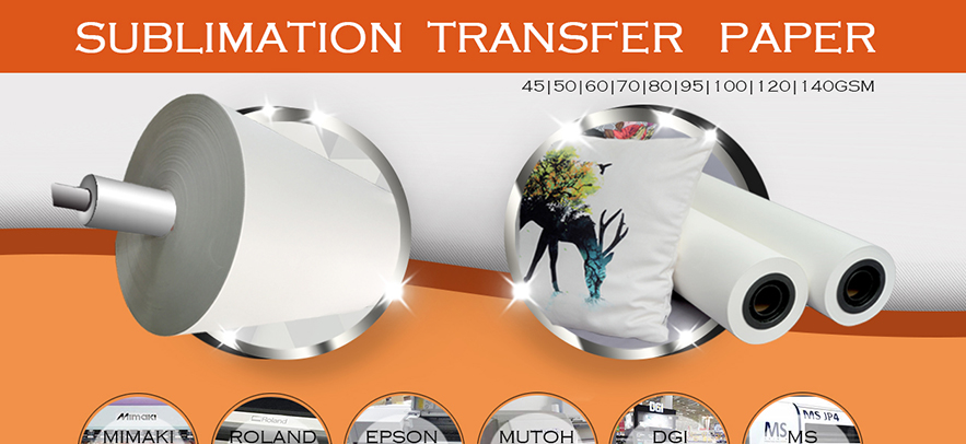 How to sublimation printing work?