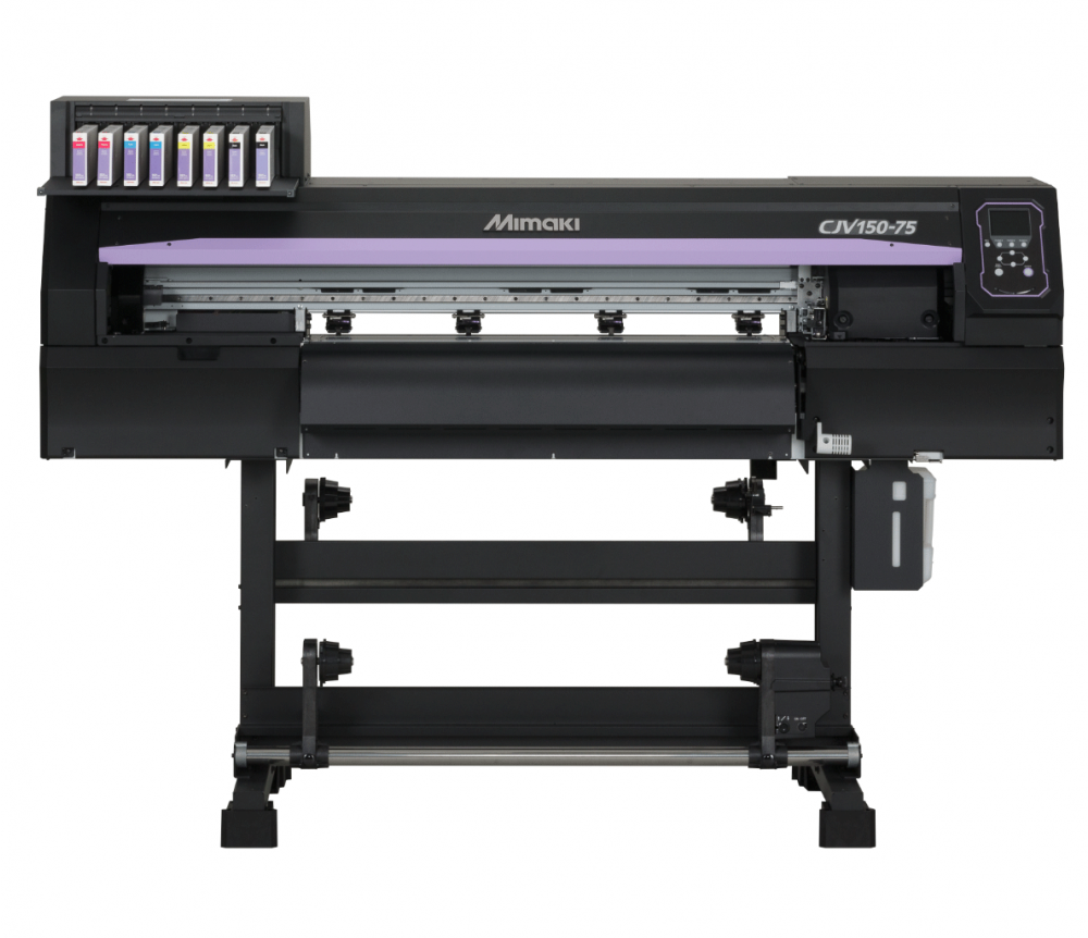Mimaki CJV150-75 – The Best Entry Level Printer Option