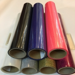 Super Glitter roll size heat transfer vinyl