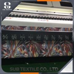 120gsm 2500mm High Speed Printing Sublimation Paper for advertisement
