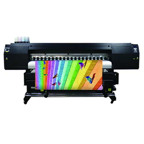 1.8m High Speed Dual DX5 Sublimation Printer